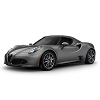 ALFA 4C CAR COVER 2013 ONWARDS