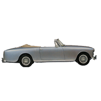 ALVIS TE21 CAR COVER 1964-1966