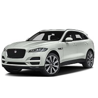 JAGUAR F PACE CAR COVER 2016 ONWARDS