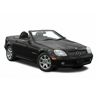 MERCEDES SLK CAR COVER 1997-2004