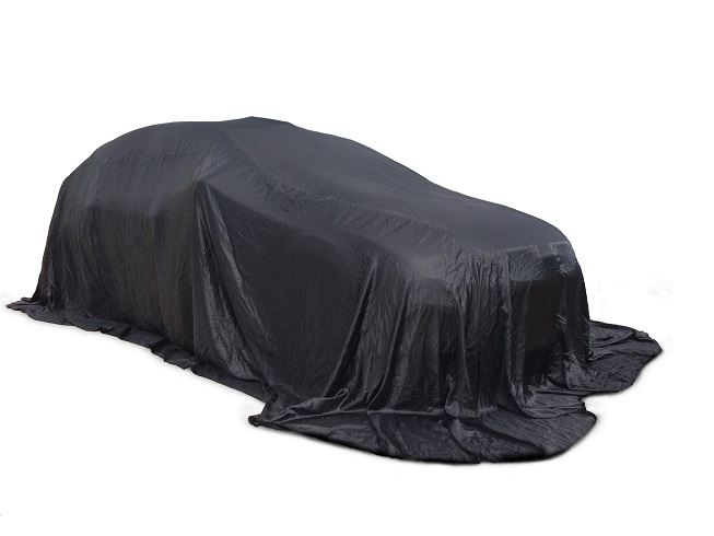 INDOOR CAR COVER REVEAL COVERS CARS VANS 4X4 BLACK SILVER