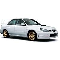 IMPREZA CAR COVER 2000-2007 WITH SPOILER