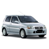IGNIS CAR COVER 2000-2006