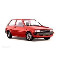 TOYOTA STARLET CAR COVER 1978-1984