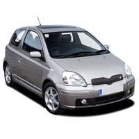 TOYOTA YARIS CAR COVER 1999-2005