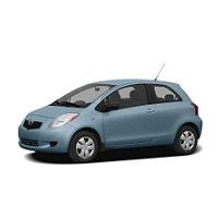 TOYOTA YARIS CAR COVER 2005-2010