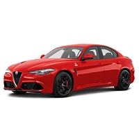 ALFA GIULIA QUADRIFOGLIO CAR COVER 2017 ONWARDS