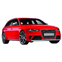 AUDI RS4 AVANT CAR COVER 2012-2015