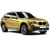 BMW X1 CAR COVER 2009 ONWARDS
