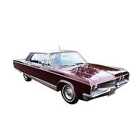 CHRYSLER NEW YORKER CAR COVER 1964-1968