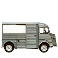CITROEN H HY VAN CAR COVER 1947-1981