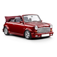 MINI CABRIOLET CAR COVER 1991-1993