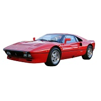 FERRARI 288 GTO CAR COVER 1984-1987