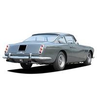 FERRARI 250 GT/E CAR COVER 1959-1963