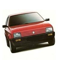 SEAT IBIZA MK1 CAR COVER 1985-1993