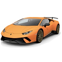 LAMBORGHINI HURACAN PERFORMANTE CAR COVER 2014 ONWARDS