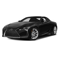 LEXUS LC CAR COVER 2017 ONWARDS
