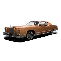 LINCOLN CONTINENTAL CAR COVER 1970-1979