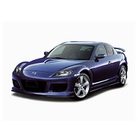 MAZDA RX8 CAR COVER 2009-2011 WITH SPOILER