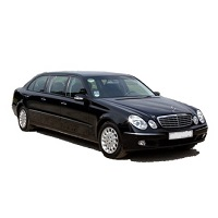 MERCEDES E CLASS STRETCH LIMO CAR COVER