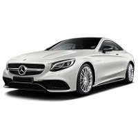 MERCEDES S CLASS COUPE CAR COVER 2014 ONWARDS
