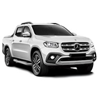 MERCEDES X CLASS PICKUP CAR COVER 2018 ONWARDS