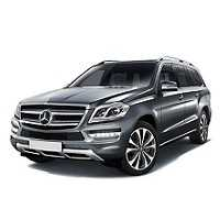 MERCEDES GL CAR COVER 2012 ONWARDS