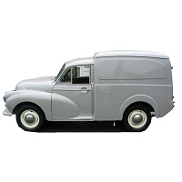 MINOR VAN CAR COVER 1954-1971
