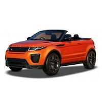 RANGE ROVER EVOQUE CONVERTIBLE CAR COVER