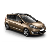 RENAULT GRAND SCENIC CAR COVER 2009 ONWARDS