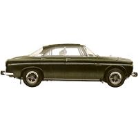 P5 3000 3500 CAR COVER 1958-1973