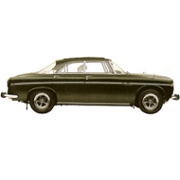 ROVER P5 3000 3500 CAR COVER 1958-1973