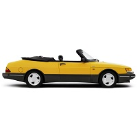 SAAB 900 CAR COVER 1978-1998 CABRIOLET