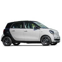 SMART FORFOUR CAR COVER 2014 ONWARDS