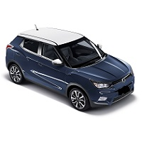 SSANGYONG TIVOLI CAR COVER 2015 ONWARDS
