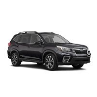 FORESTER CAR COVER 2018 ONWARDS