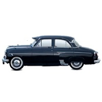 VAUXHALL CRESTA CAR COVER 1954-1957