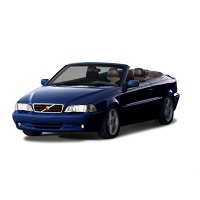 VOLVO C70 CAR COVER 1997-2005