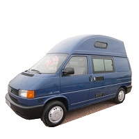 VW TRANSPORTER T4 SWB HIGH TOP CAR COVER 1990-2003
