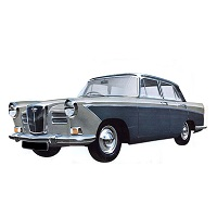 WOLSELEY 15/50 15/60 CAR COVER 1958-1971