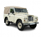LAND ROVER SERIES 1 2 AND 3 CAR COVER 1948-1985 SWB