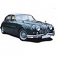 JAGUAR MK1 MK2 CAR COVER 1955-1967