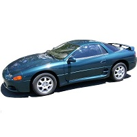 MITSUBISHI 3000GT CAR COVER 1990-2001