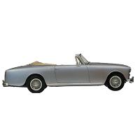 ALVIS TE21 CAR COVER 1964-1966