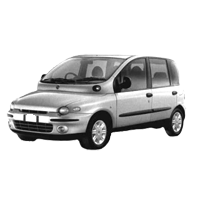 FIAT MULTIPLA CAR COVER 1998-2010