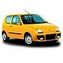 FIAT SEICENTO CAR COVER 1998 ONWARDS