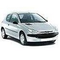 PEUGEOT 206 & 206CC CAR COVER 1998 ONWARDS