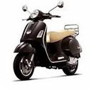 PIAGGIO VESPA GTS 125 SCOOTER MOTORBIKE COVER