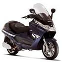 PIAGGIO VESPA X8 SCOOTER MOTORBIKE COVER