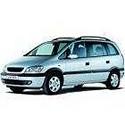 VAUXHALL ZAFIRA CAR COVER 1999-2005